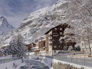 Hotel Metropol and Spa Zermatt