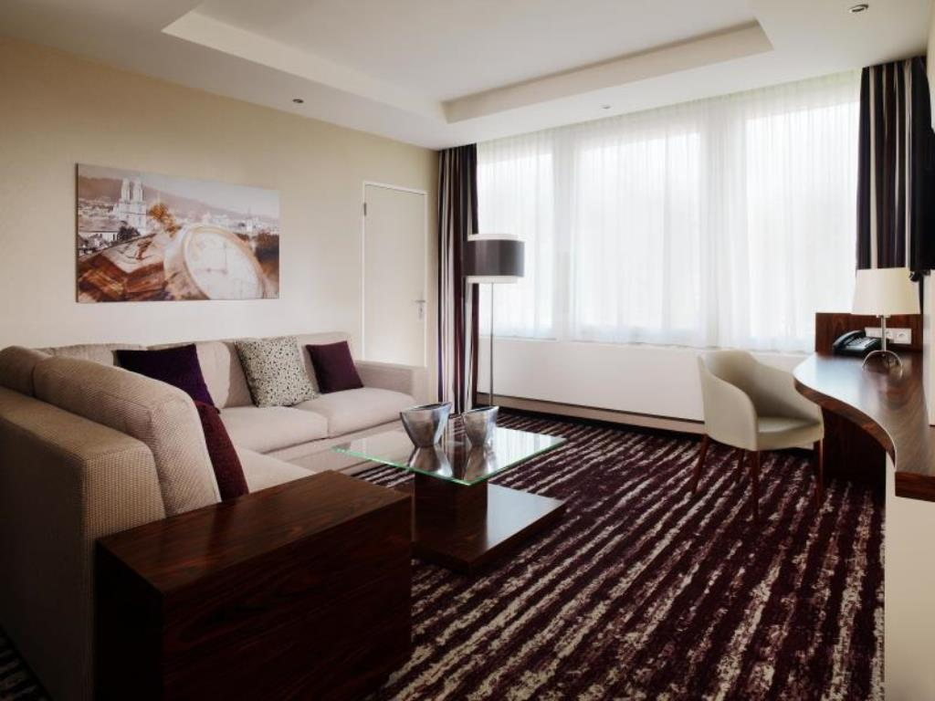executive zimmer Zurich Marriott Hotel