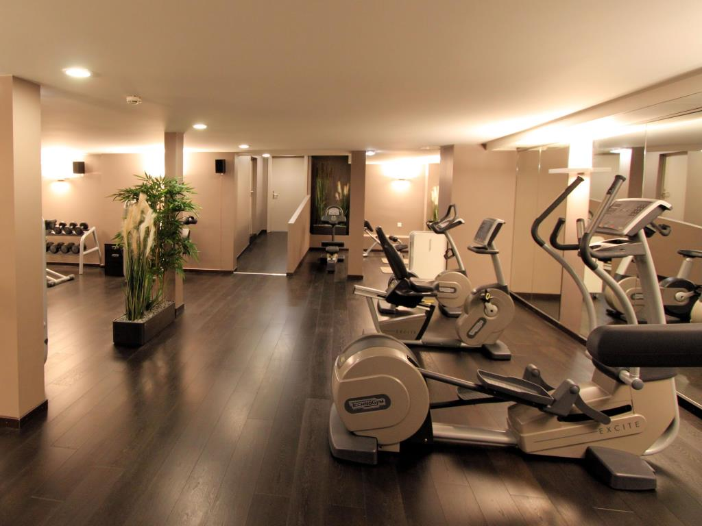 fitnesscenter Hotel Windsor