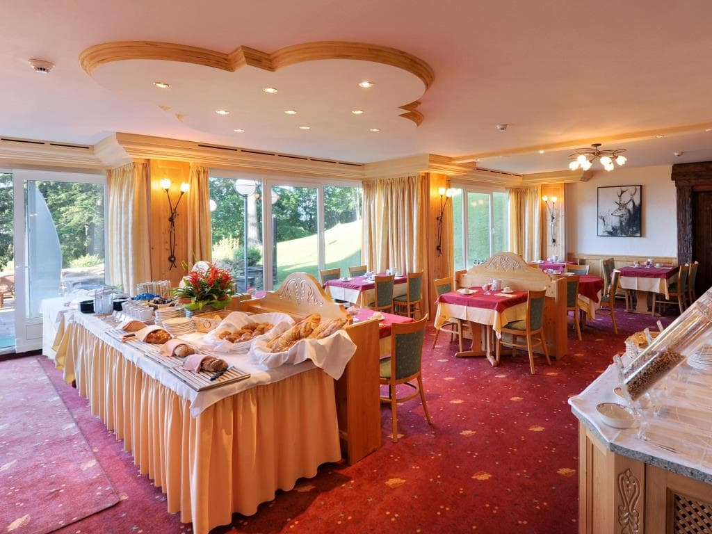 restaurant Hotel Helvetia Intergolf