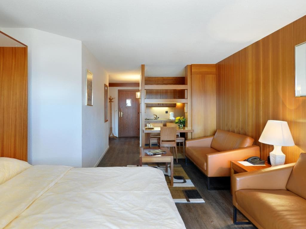 suite Hotel Helvetia Intergolf